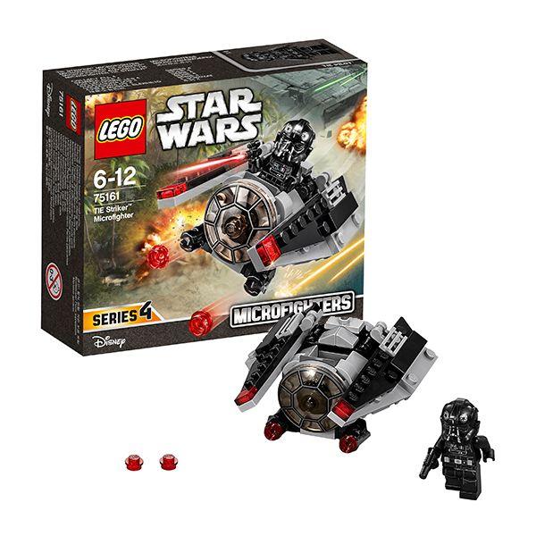Lego Star Wars 75161 Звездные войны Микроистребитель-штурмовик TIE