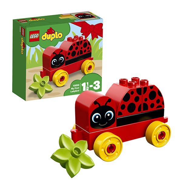 Lego Duplo 10859 Божья коровка