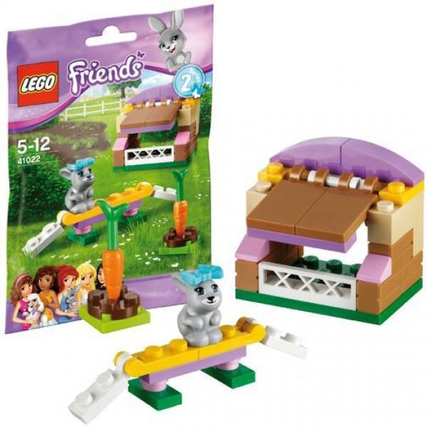 Lego Friends 41022 Домик кролика