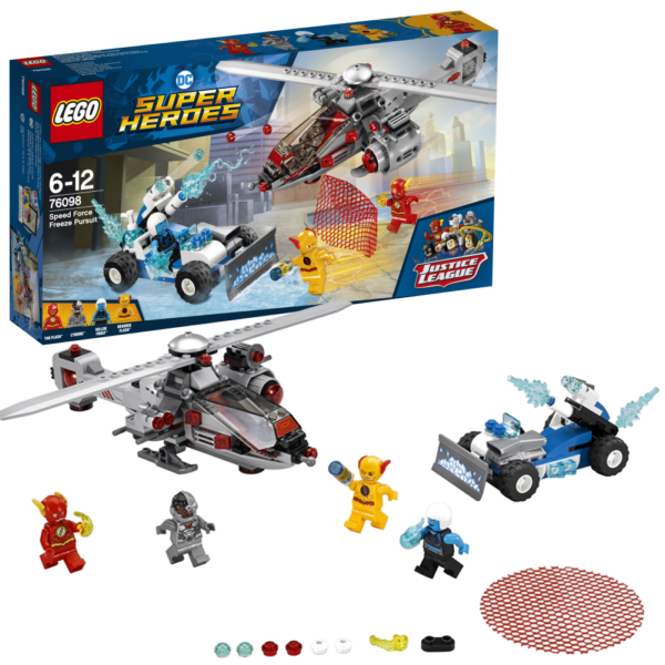 Lego Super Heroes 76098 Скоростная погоня