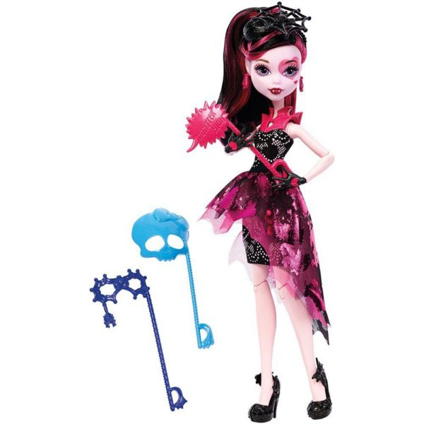Кукла Буникальные танцы Дракулауры Monster High
