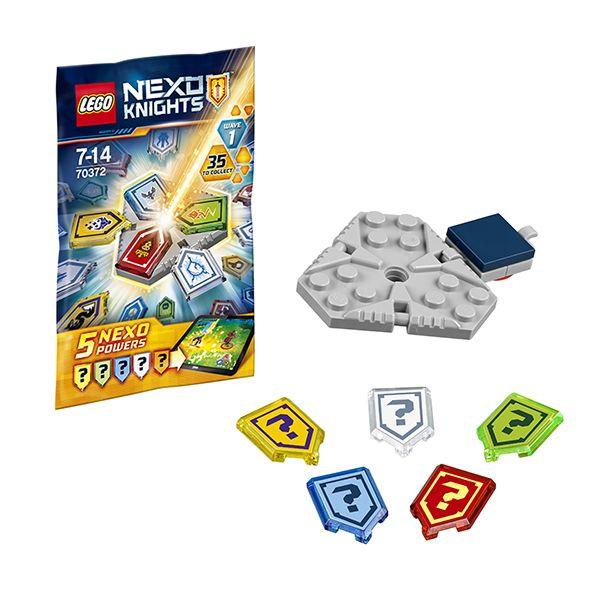 Lego Nexo Knights 70372 Комбо  Силы 1