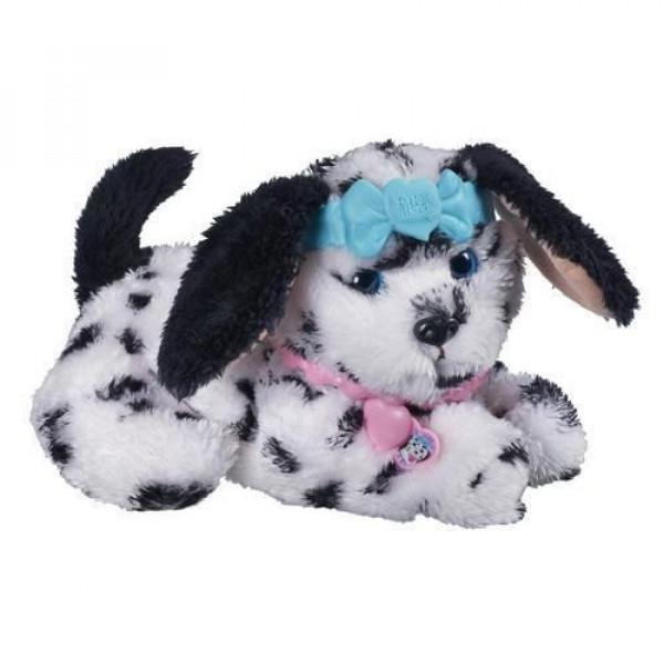 Зверята Чёрно-белый щенок в ошейнике Furreal Friends