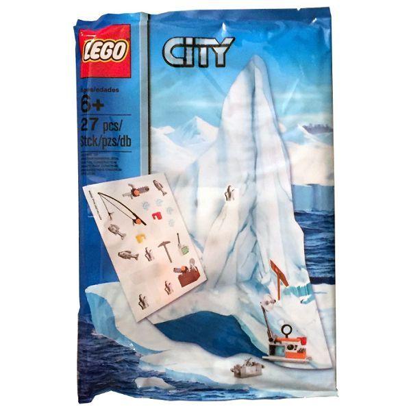Lego City 5002136 Арктический набор