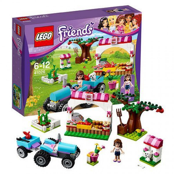 Lego Friends 41026 Сбор урожая