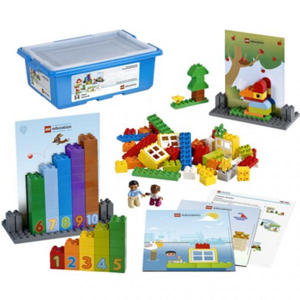 Lego Education PreSchool 45000 Творческий строитель