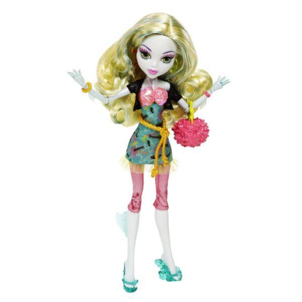 Кукла Monster High Весна-Лето Лагуна Блю