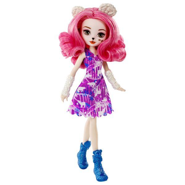 Кукла Ever After High Пикси из коллекции Заколдованная зима Лесная Фея Медведь
