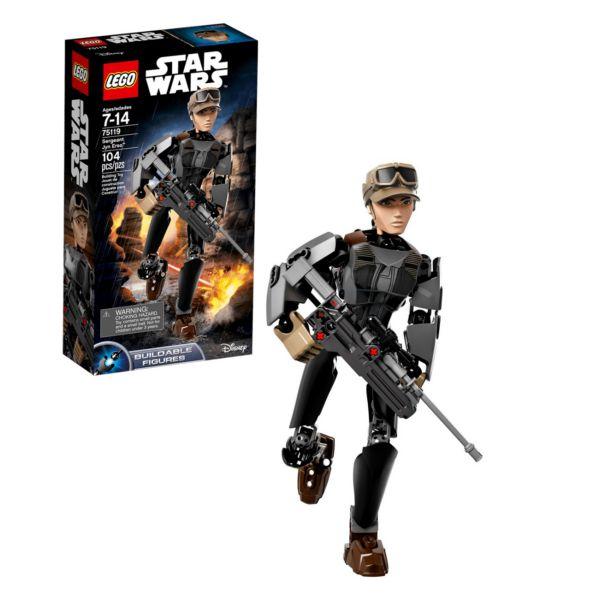 Lego Star Wars 75119 Сержант Джин Эрсо