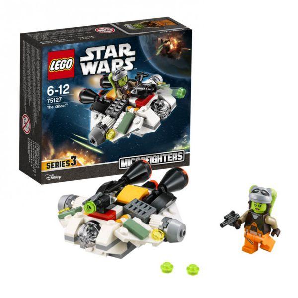 Lego Star Wars 75127 Призрак
