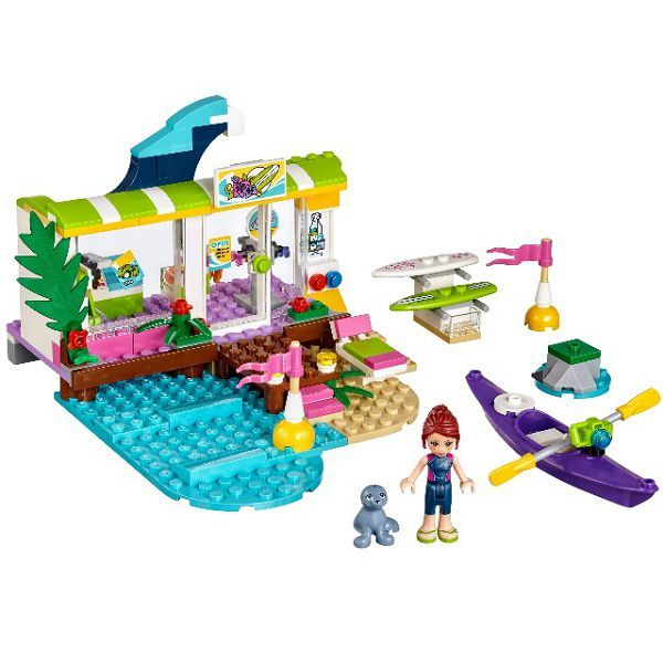 Lego Friends 41315 сёрф - станция