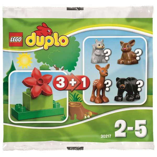 Lego Duplo 30217 Лес