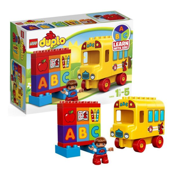 Lego Duplo 10603 Мой первый автобус