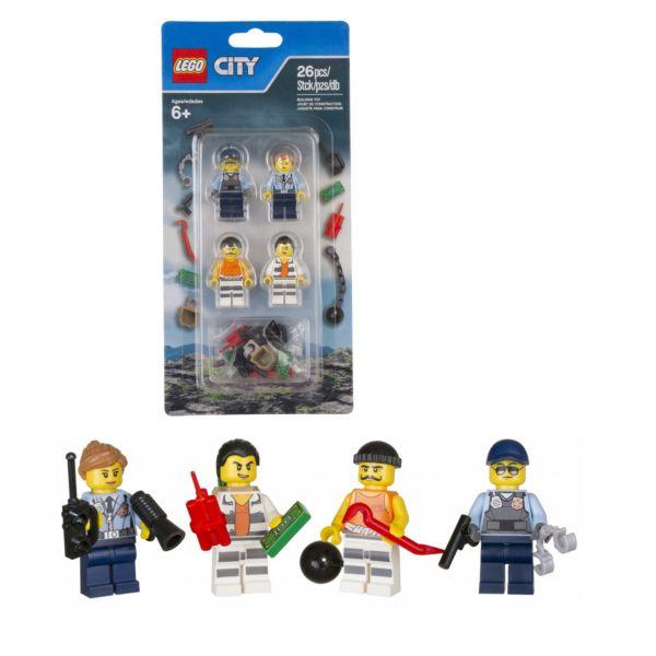 LEGO City 853570 Полицейские и арестанты