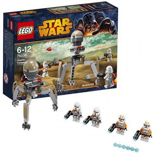 Lego Star Wars 75036 Воины Утапау