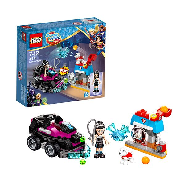 Lego Super Hero Girls 41233 Танк Лашины