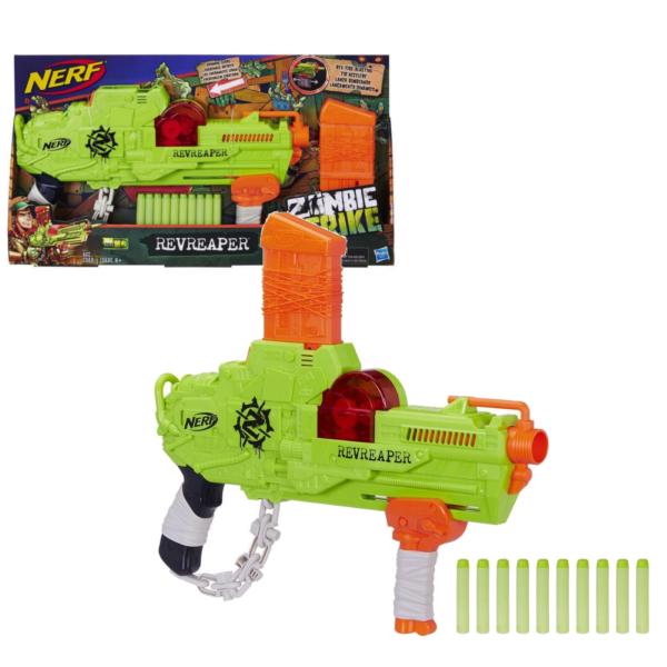 Бластер Zombie Strike Revreaper Nerf