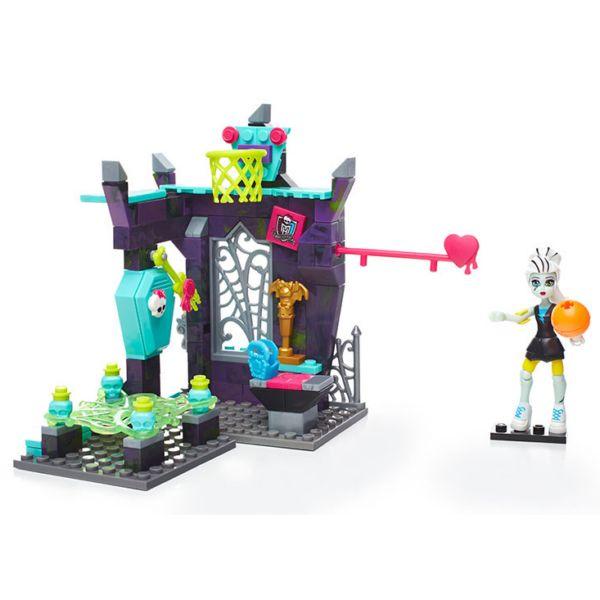 Конструктор Monster High Урок физкультуры Mega Bloks