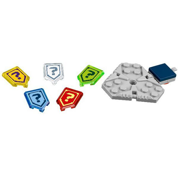Lego Nexo Knights 70373 Комбо Nexo Силы 2