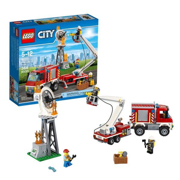 Lego City 60111 Пожарная машина