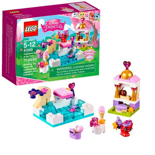 Lego Disney Princess 41069 Жемчужинка в бассейне