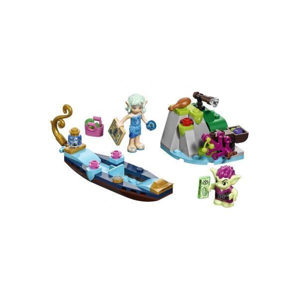 Lego Elves 41181 Встреча Наиды с гоблином-воришкой