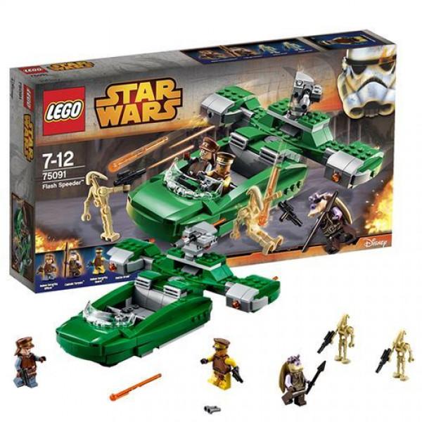 Lego Star Wars 75091 Флэш-спидер