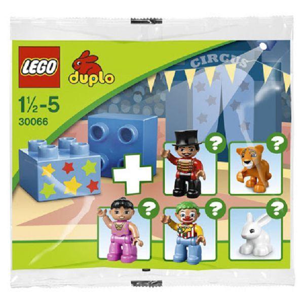 Lego Duplo 30066 Цирк