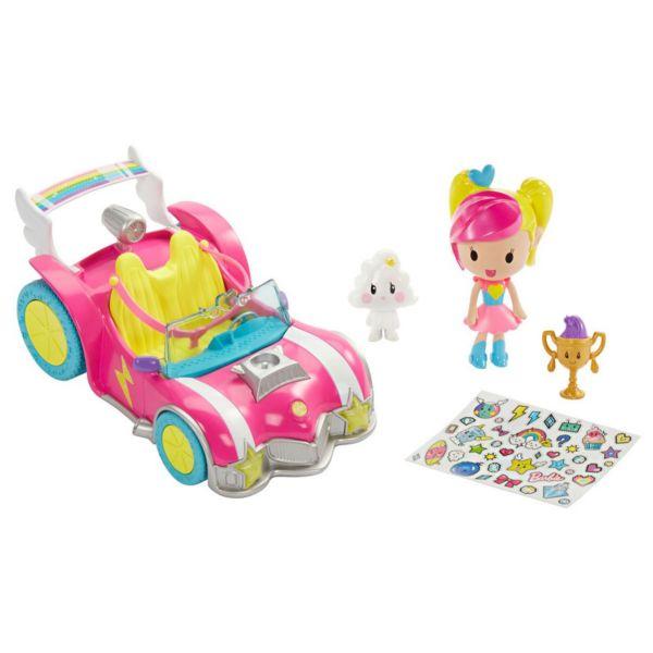 Автомобиль Виртуальный мир Barbie