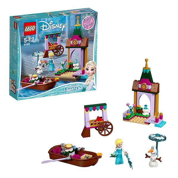 Lego Disney Princesses 41155 Приключения Эльзы на рынке