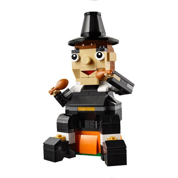 Lego 40204 Праздник Пилигрима