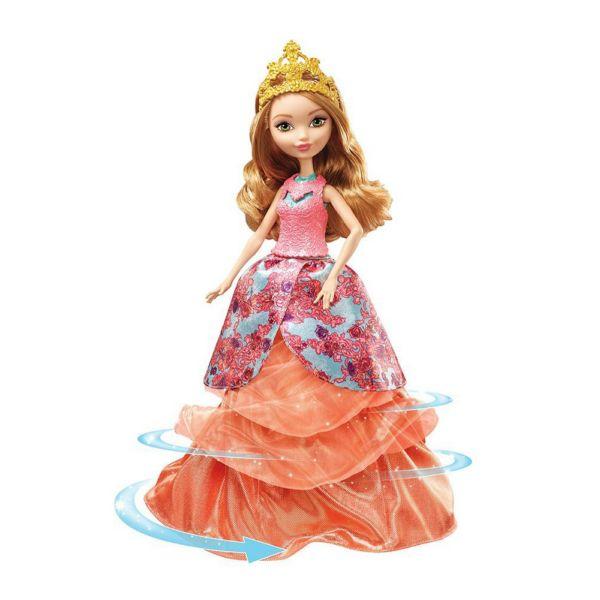 Кукла Ever After High Эшлин Элла в трансформирующемся платье