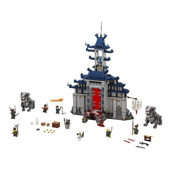 Lego Ninjago 70617 храм последнего великого оружия