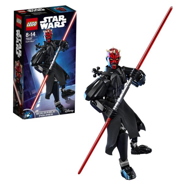 Lego Star Wars 75537 Дарт Мол