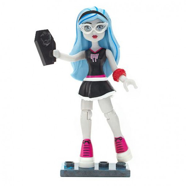 Конструктор Monster High Гулия Mega Bloks