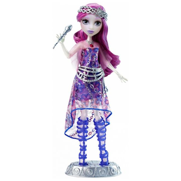 Поющая кукла Ари Хонгтингтон Monster High