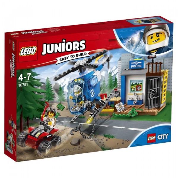 LEGO Juniors 10751 Погоня горной полиции