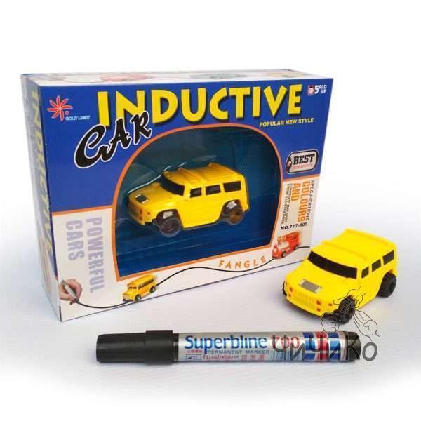 Индуктивная машинка (Inductive car) - Джип