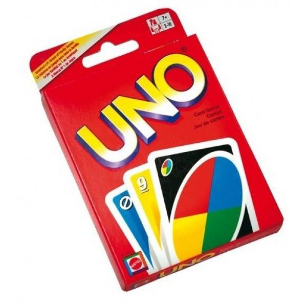 Настольная карточная игра UNO (Уно) для взрослых и детей