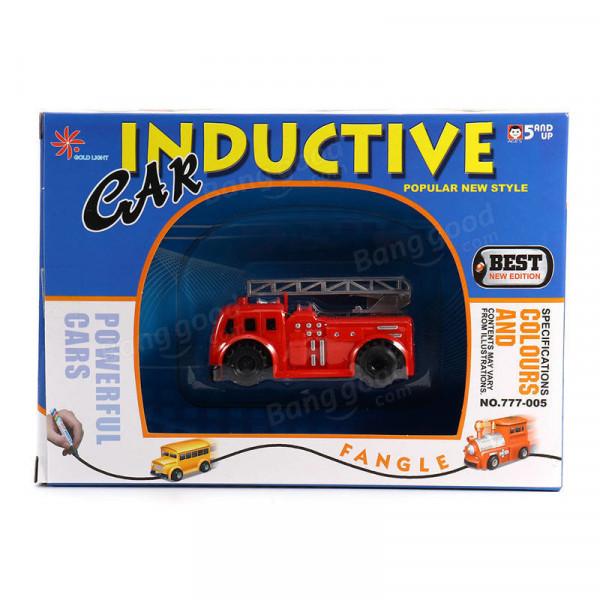 Индуктивная машинка (Inductive car) - Пожарная машина