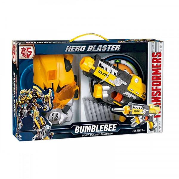 Бластер Soft Bullet Blaster Бамболби