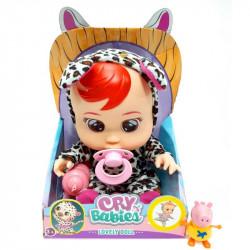 Пупс IMC toys Cry Babies Плачущий младенец Леа