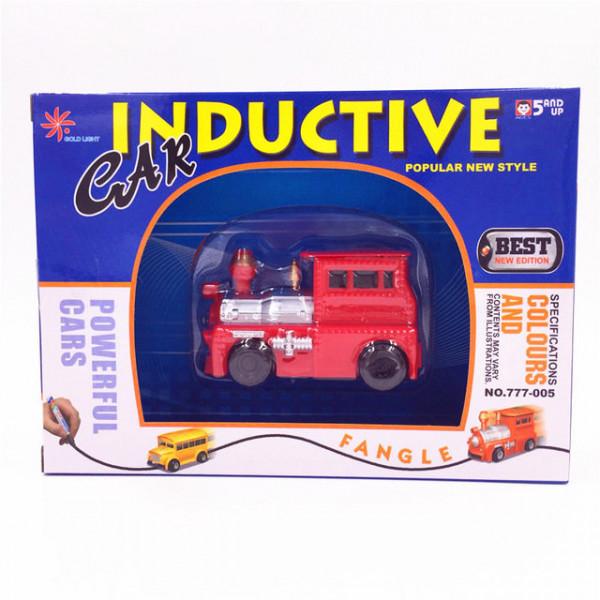 Индуктивная машинка (Inductive car) - Паровоз