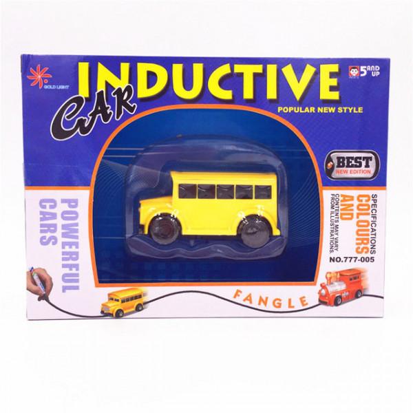 Индуктивная машинка (Inductive car) - Автобус