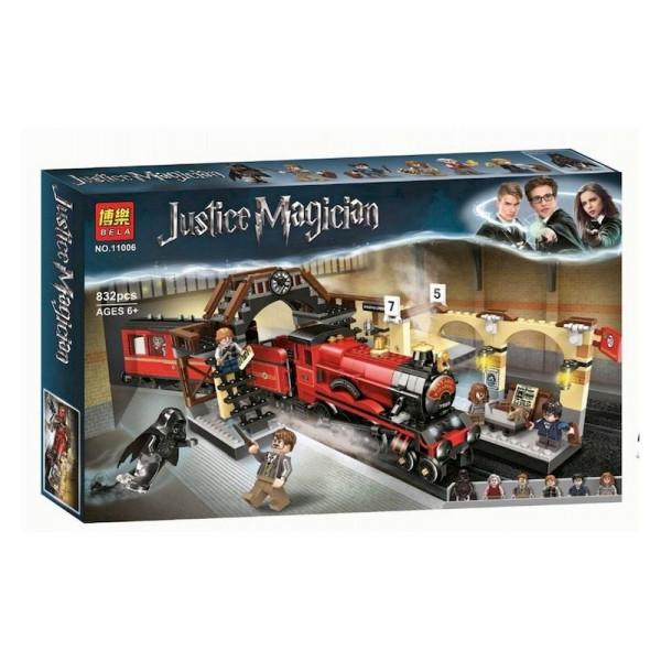 Конструктор Harry Potter BELA 11006 Хогвартс-экспресс
