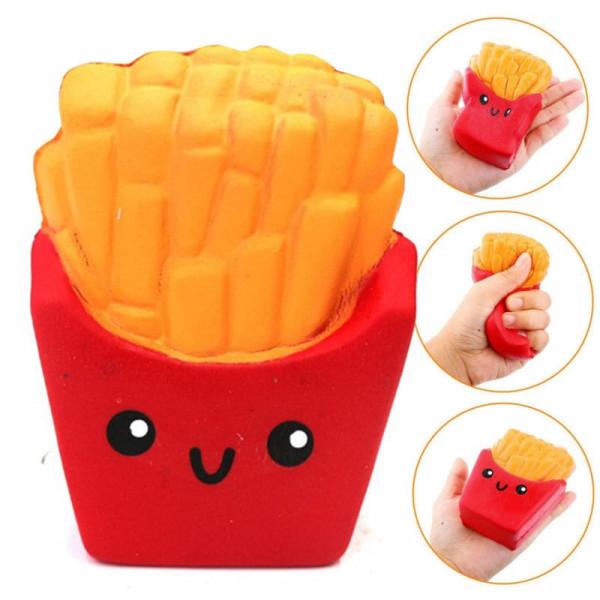 Игрушка анти стресс Картофель фри