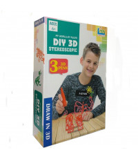 3D ручка Diy 3D Stereoscopic 3 ручки