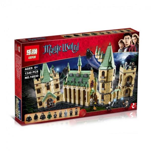 Конструктор Lepin Magic World 16030 Большой Замок Хогвартс