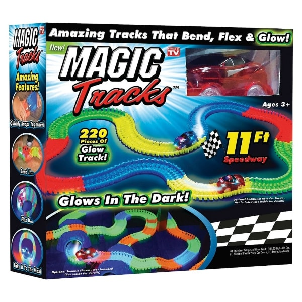 Magic Tracks светящаяся гоночная трасса 220