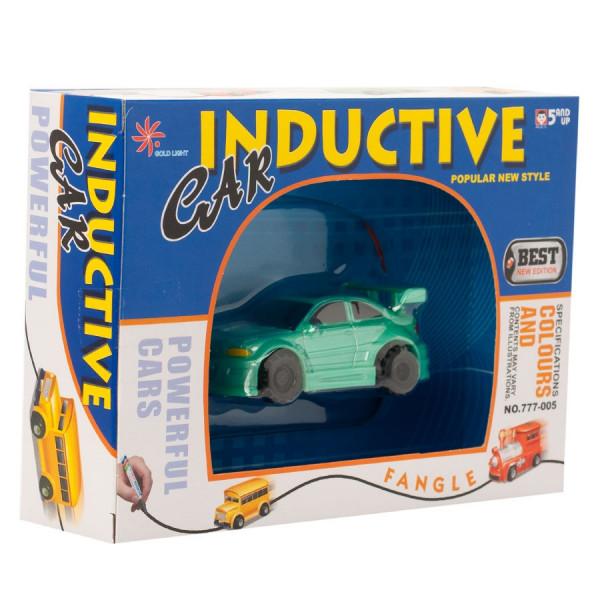 Индуктивная машинка (Inductive car) - Гоночная машина